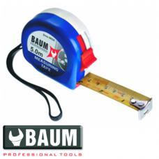 Рулетка L=5 м в пластиковом корпусе (BAUM 330-5)