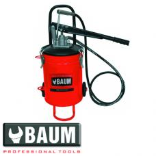 Ручной нагнетатель густой смазки 10 кг (BAUM 341-10)
