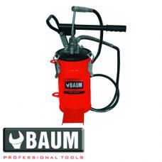 Ручной нагнетатель густой смазки 16 кг (BAUM 61-616)