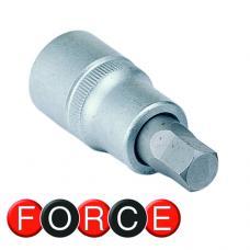 """1/2"""" Головка-бита 5-гр. 10 мм (тормозная система girling) (FORCE 65001)"""
