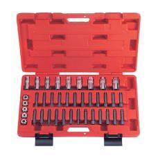 Набор сервисных ключей для ремонта стоек 39 ед. (FORCE 939T1)