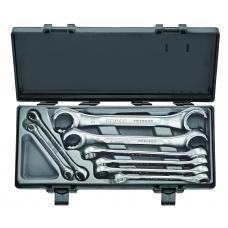 Набор ключей разрезных 8 пр. (8-32 мм) (FORCE 5082)