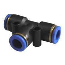 Фитинг пластиковый 4 мм (Sumake PUT 04)