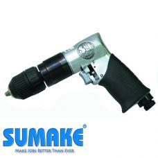 Пневмодрель с быстрым зажимным патроном 400 об/мин (SUMAKE ST-4434AC)