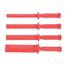 Набор пластиковых лопаток 4 пр. (FORCE 904M6)