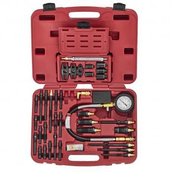 Компрессометр для бензиновых и дизельных двигателей (универсальный) (FORCE 938G2)