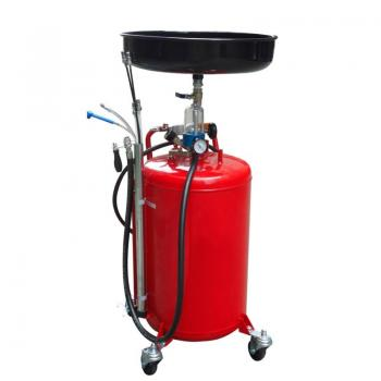 Емкость для слива масла вакуумная 80 л (FORCE 9T3622)