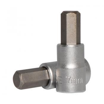 """1/4"""" Головка-бита шестигранная (HEX) 7 мм, L=32 мм (FORCE 3243207)"""