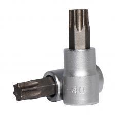 """1/4"""" Головка-бита Torx Т40, L=32 мм (FORCE 3263240)"""