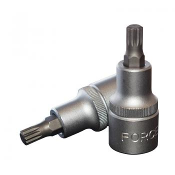 """1/2"""" Головка-бита Spline M8, L=55 мм (FORCE 34805508)"""