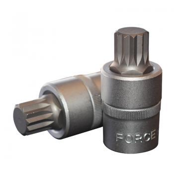 """1/2"""" Головка-бита Spline М16, L=55 мм (FORCE 34805516)"""