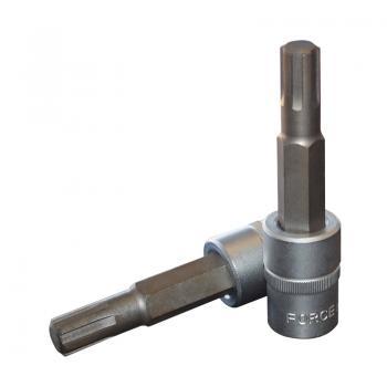 "1/2"" Головка-бита Ribe М13, L=100 мм (FORCE 34910013)"