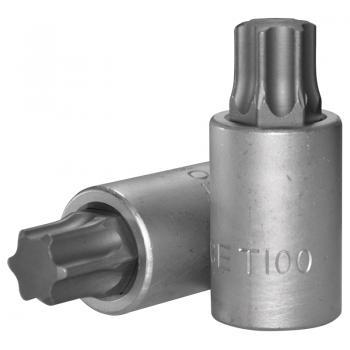 """3/4"""" Головка-бита Torx Т100, L=80 мм (FORCE 366080100)"""