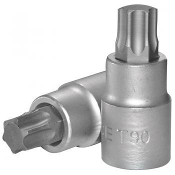 """3/4"""" Головка-бита Torx Т90, L=80 мм (FORCE 36608090)"""