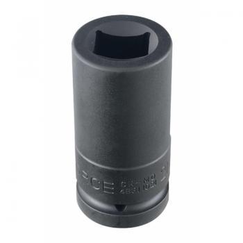"1"" Головка четырехгранная ударная, глубока 21x28 мм, L=110 мм (FORCE 48311021)"