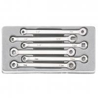 Набор ключей для разборки стоек амортизаторов 6 пр. (FORCE 50612)