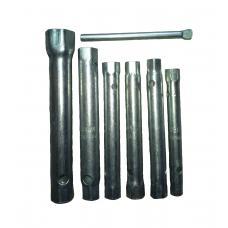 Набор ключей трубчатых 6 пр. (8-21 мм) (BAUM 233-6M)