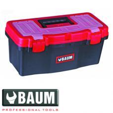 Ящик инструментальный (пластиковый), 400x250x260 мм (BAUM B-16)