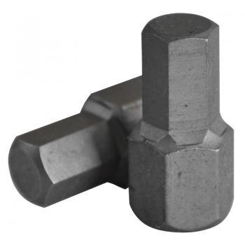 10 мм Бита шестигранная (HEX) 14 мм, L=30 мм (FORCE 1743014)
