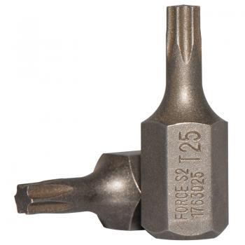 10 мм Бита Torx T25, L=30 мм (FORCE 1763025)