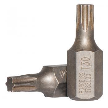 10 мм Бита Torx T30, L=30 мм (FORCE 1763030)