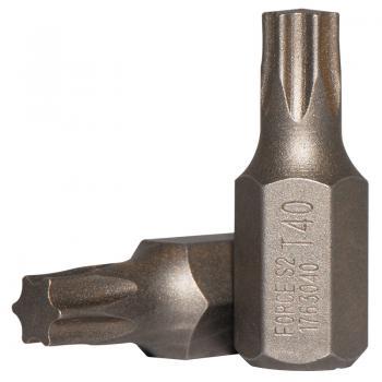 10 мм Бита Torx Т40, L=30 мм (FORCE 1763040)