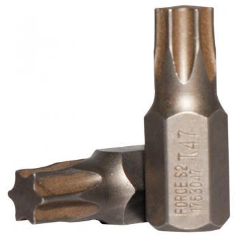 10 мм Бита Torx T47, L=30 мм (FORCE 1763047)