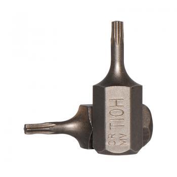 10 мм Бита Torx с отверстием T10H, L=30 мм (FORCE 1773010)