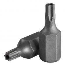 10 мм Бита Torx с отверстием T27H, L=30 мм (FORCE 1773027)