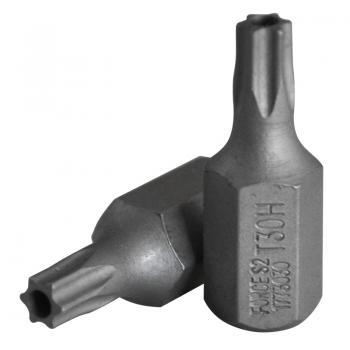 10 мм Бита Torx с отверстием T30H, L=30 мм (FORCE 1773030)