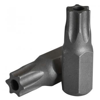 10 мм Бита Torx с отверстием T50H, L=30 мм (FORCE 1773050)
