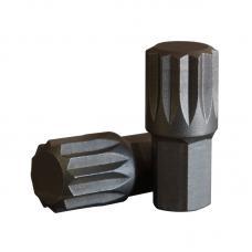 10 мм Бита Spline M14, L=30 мм (FORCE 1783014)