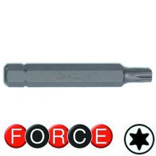 10 мм Бита Torx T50, L=75 мм (FORCE 1767550)