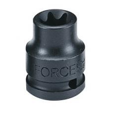 """3/4"""" Головка Е-профиль (Torx) ударная Е18, L=55 мм (FORCE 46618)"""