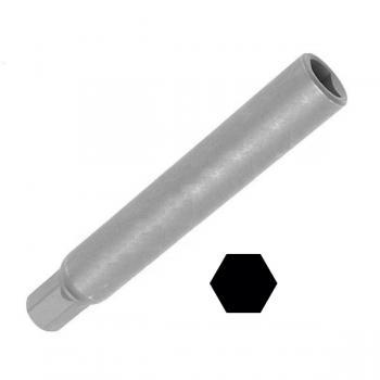 Вставка для разборки стойки амортизатора (внешний 6-гр.) 8 мм (FORCE 1022-68)