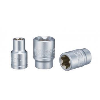 """1/2"""" Головка Е-профиль (Torx) E14, L=38 мм (INFO 94614 I)"""