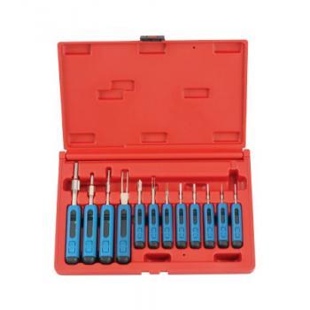 Набор специнструмента для ремонта разъемов 12 пр. (FORCE 912C1)