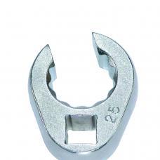 "3/8"" Ключ разрезной под вороток (воронья лапа) 10 мм, L=35 мм (FORCE 751310)"