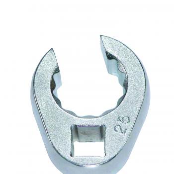 "3/8"" Ключ разрезной под вороток (воронья лапа) 17 мм, L=44 мм (FORCE 751317)"
