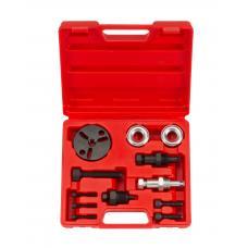 Комплект для снятия муфты компрессора кондиционера (FORCE 912G11)