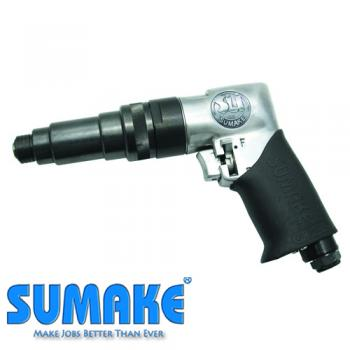 Шуруповерт пневматический с реверсом 800 об/мин (16 Нм) (SUMAKE ST-4481)