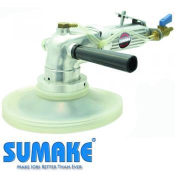 Пневматическая угловая шлифовальная машинка с подачей воды 4 200 об/мин (SUMAKE ST-7772A)