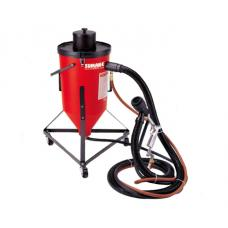 Пескоструйный аппарат с пылесосом 5 галлонов (18,9 л) (Sumake SB-215V)