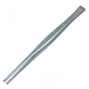 Пинцет прямой L=180 мм (FORCE 6941180)