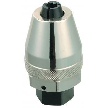 """1/2"""" Шпильковерт с цанговым зажимом 6-12 мм, L=75 мм (FORCE 818B02)"""