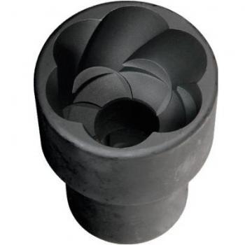"""1/2"""" Головка для поврежденных болтов и гаек 17 мм, L=50 мм (FORCE 906U2-17)"""