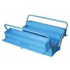 Ящик инструментальный, раскладной, 3 уровня с 2 ручками (UNITRAUM UNBC122B)