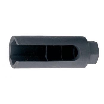 """1/2"""" Головка для снятия датчика 27 мм, L=85 мм (FORCE 44327)"""