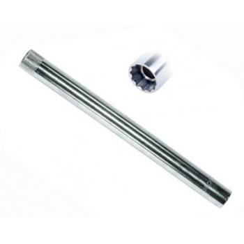 """3/8"""" Головка свечная магнитная удлиненная 20.6 мм, L=250 мм (FORCE 807325020.6M)"""